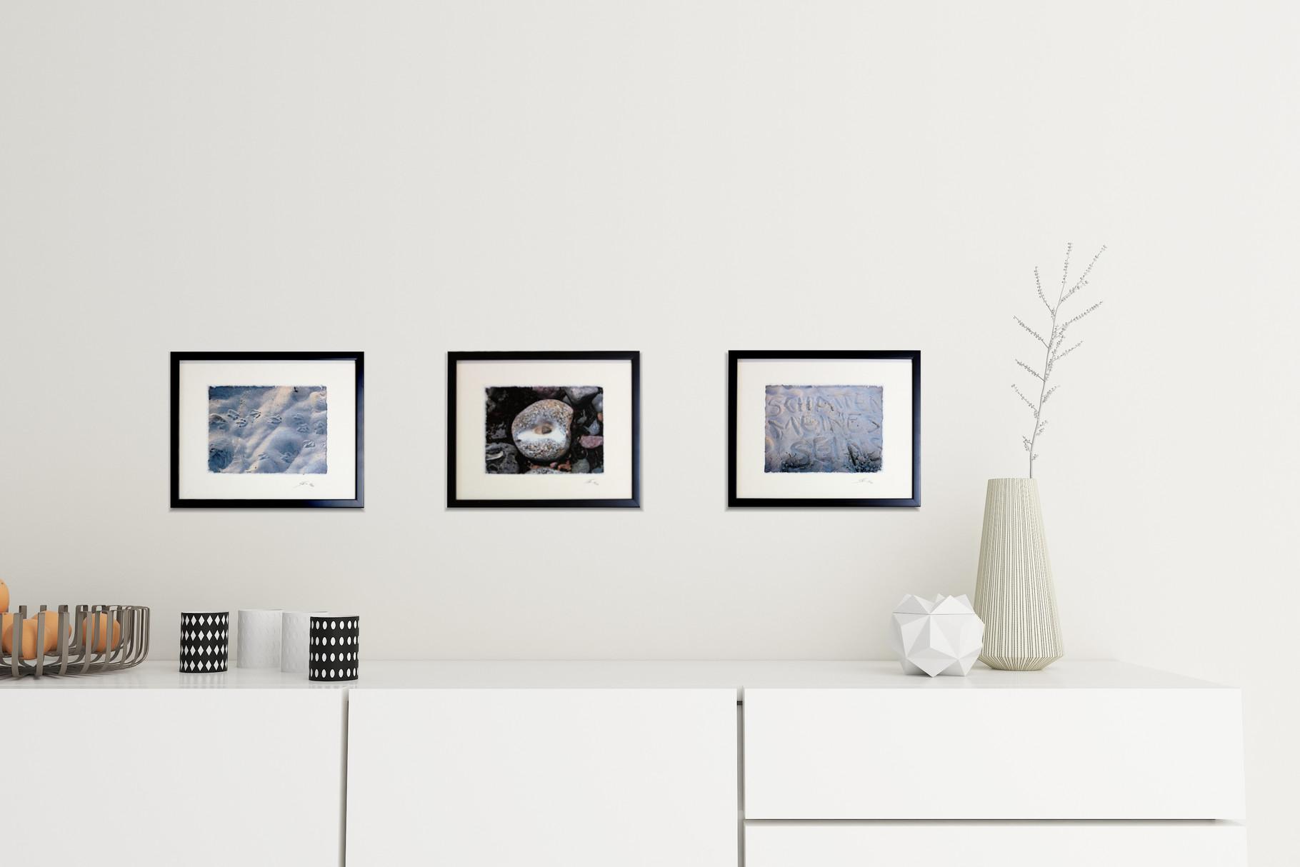 Artprint, Fotoarbeit
