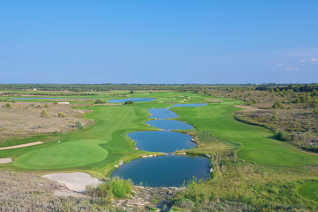 Loch 11 + 12 Acaya Golf Club - © JSH Hotels & Resorts