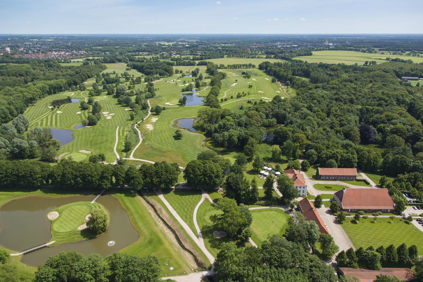 Auf der Golfanlage Gut Kaden fanden bereits etliche hochkarätige Turniere statt. (Foto: Gut Kaden)