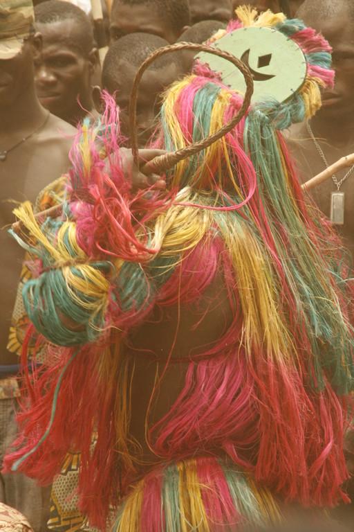 Danse du sorcier. KORO