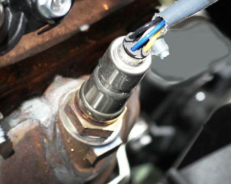 空燃比(A / F)センサー交換
