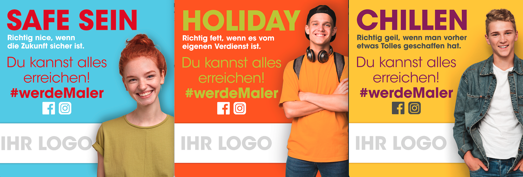 #werdeMaler: Exklusive Gerüstplanen-Aktion – nur für Innungsmitglieder –