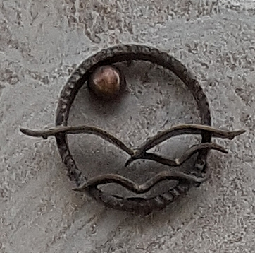 Vögel aus Bronze