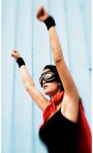Wonderwoman va faire les courses