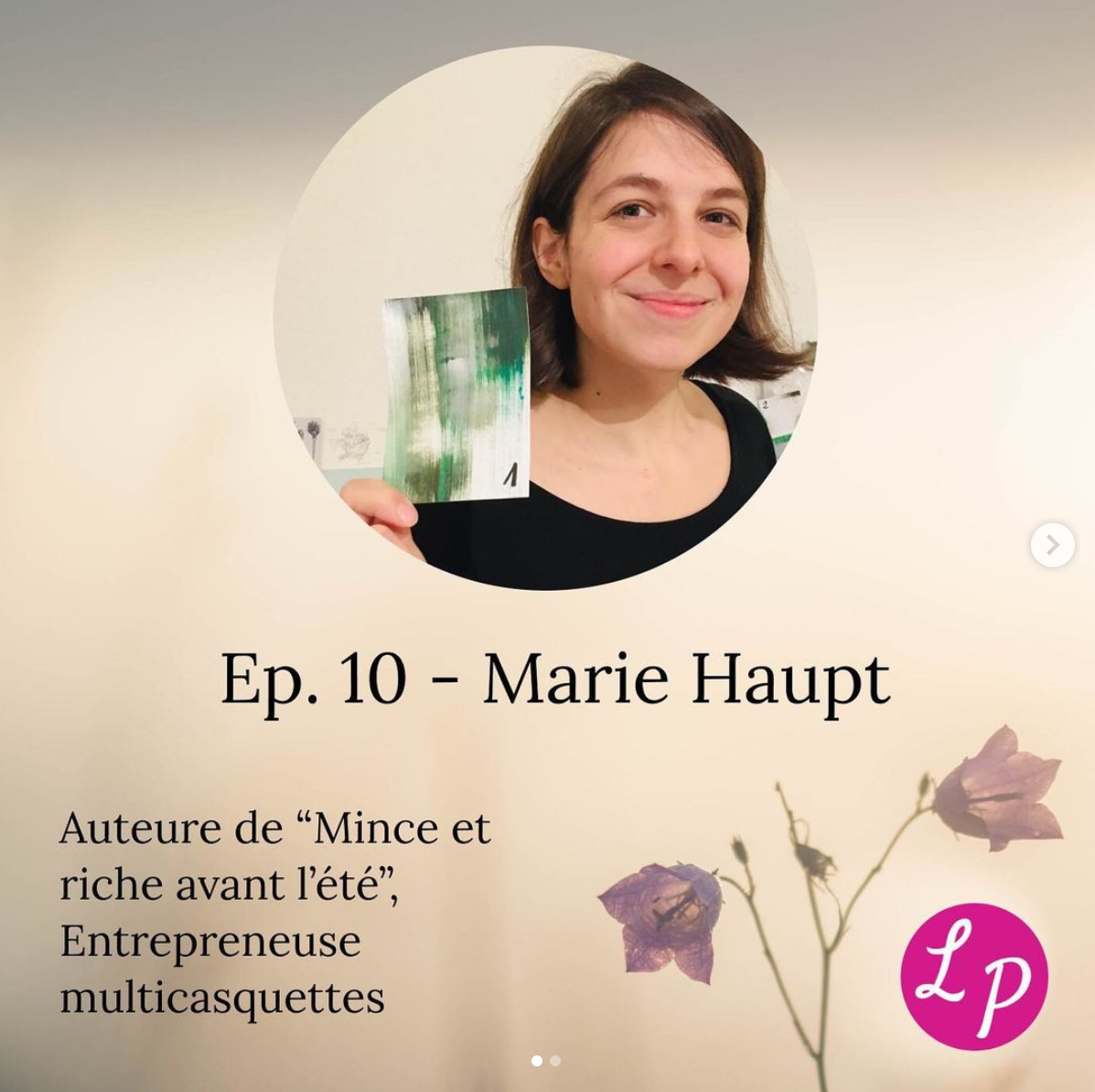 Interview avec Lucie Podcast