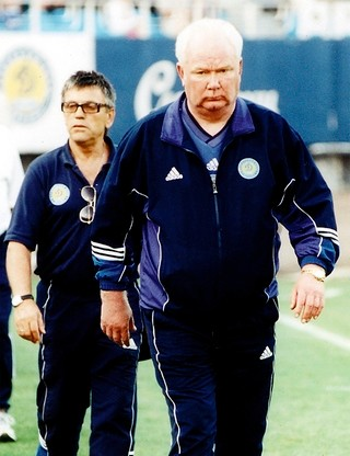 Лобановский - тренер Динамо