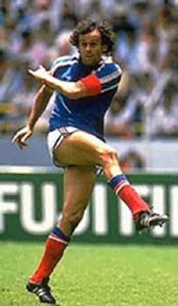 Легендарный капитан сборной Франции