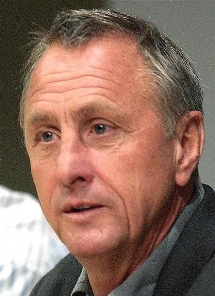 Йохан Кройф
