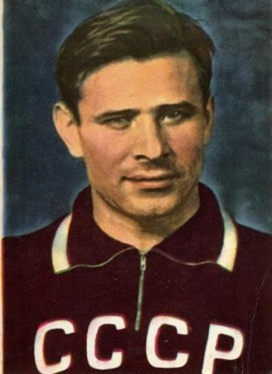 Лев Иванович Яшин