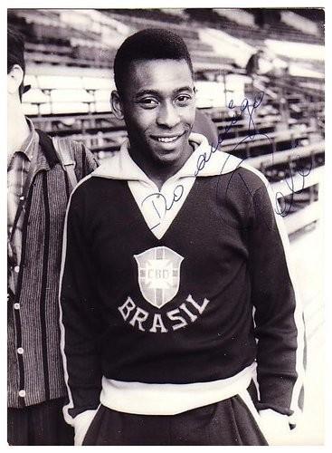 Пеле в сборной Бразилии