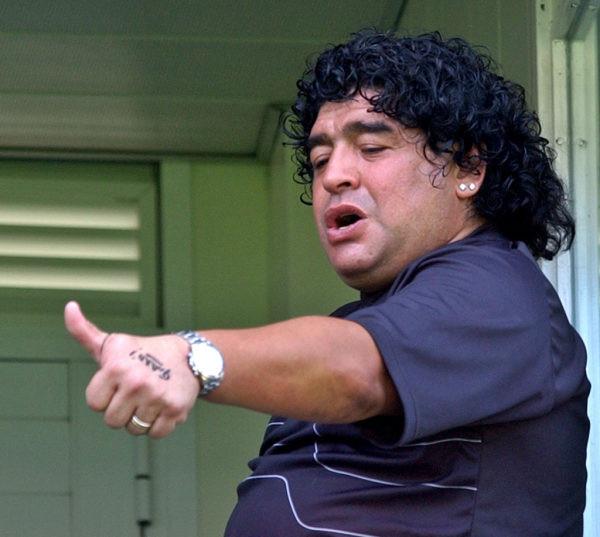 Марадона вне спорта