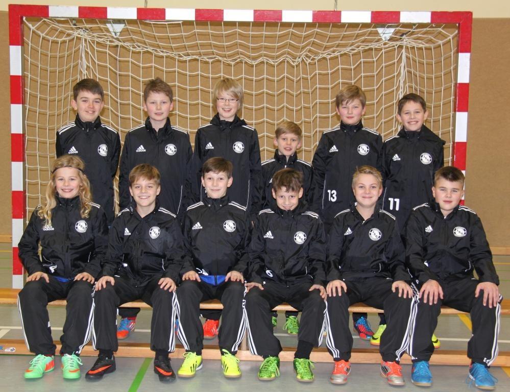 JSG U12 - Regenjacken 2014