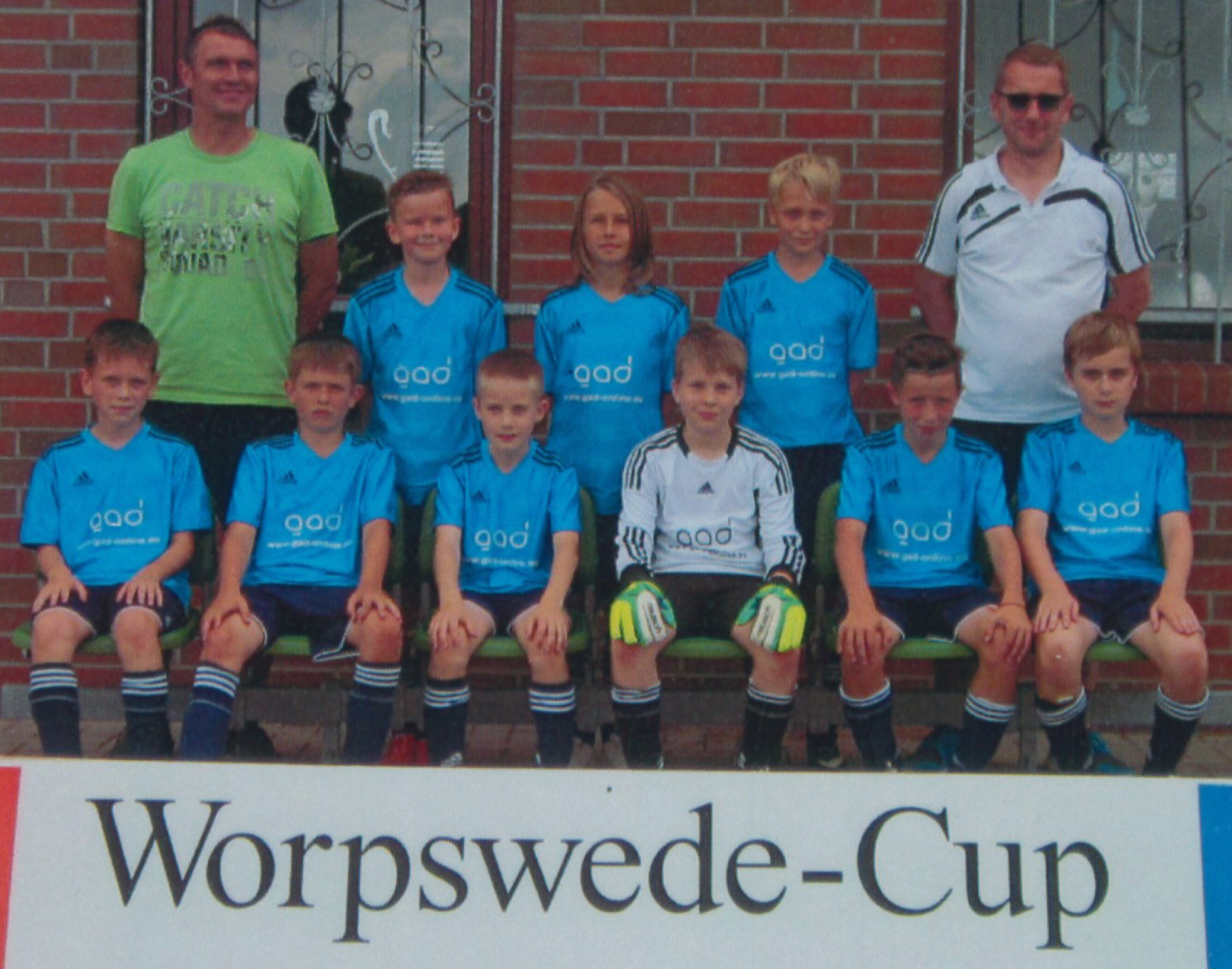 JSG U12-1 Worpswede Cup 2015
