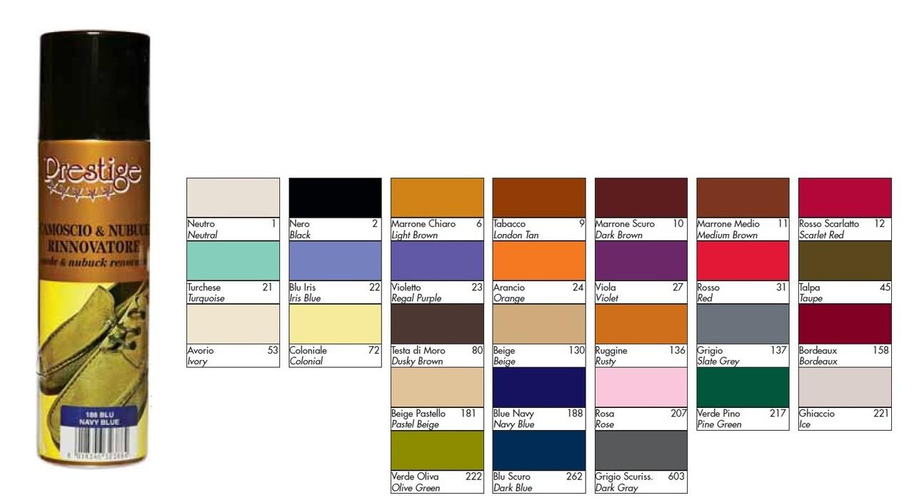 31654036bcd2c3 Colore per scarpe - Tintura liquida - Rinnovanti per camoscio - Carluccio    Co. cuoio plantari lucidi pellami - Articoli per calzolai- Gallarate