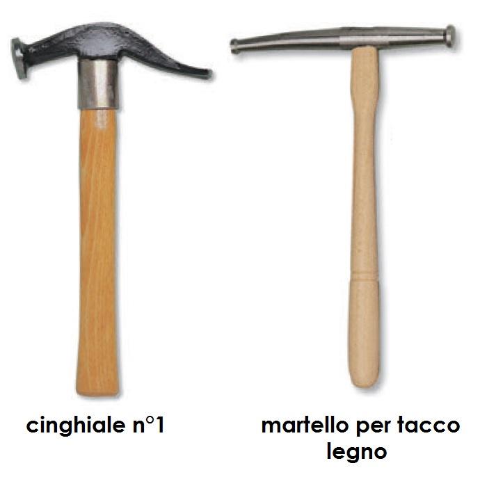 Martello da calzolaio Cinghiale.