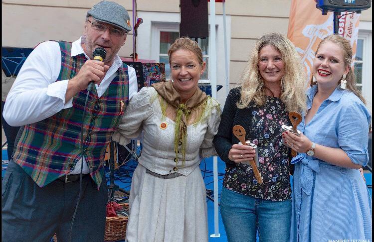 Sonderprüfung EINI TREFFO:  Sophie Müller ist beste Schützin des Tages