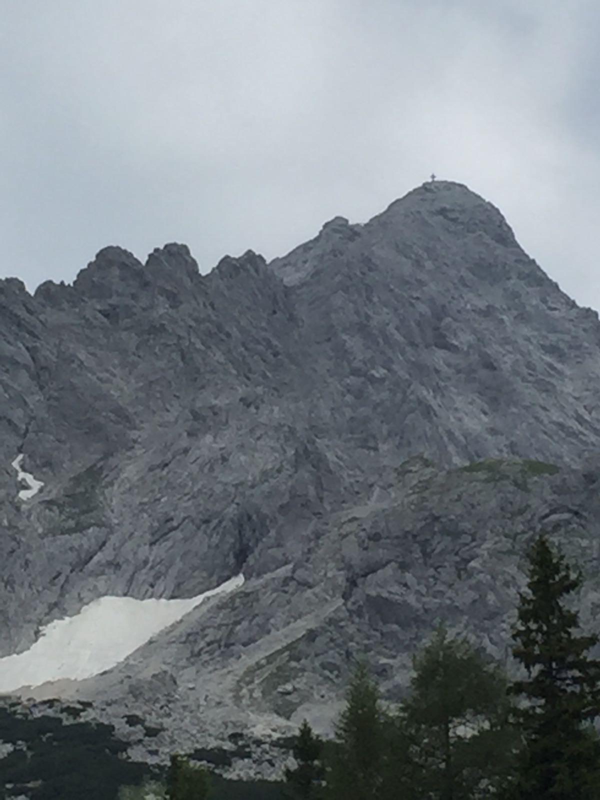 Großer Priel mit einer Höche von 2515 Metern