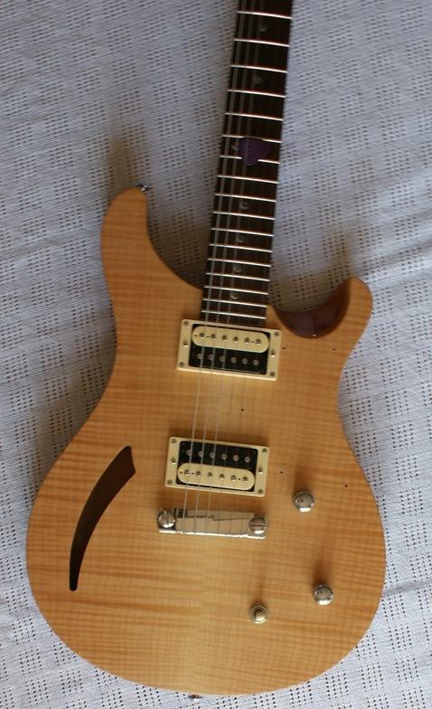 PRS SE Custom Semi-Hollow