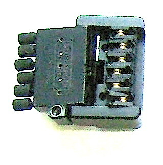 The original tuners on that S-Trem bridge. Short, fat, small, too close togehter