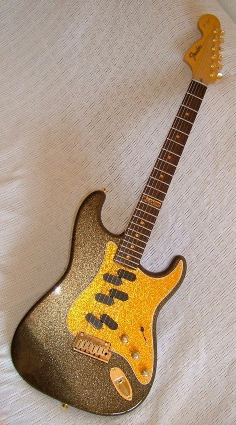 "Fender CIJ Ltd. Ed. ""John Jorgenson Hellecaster"""