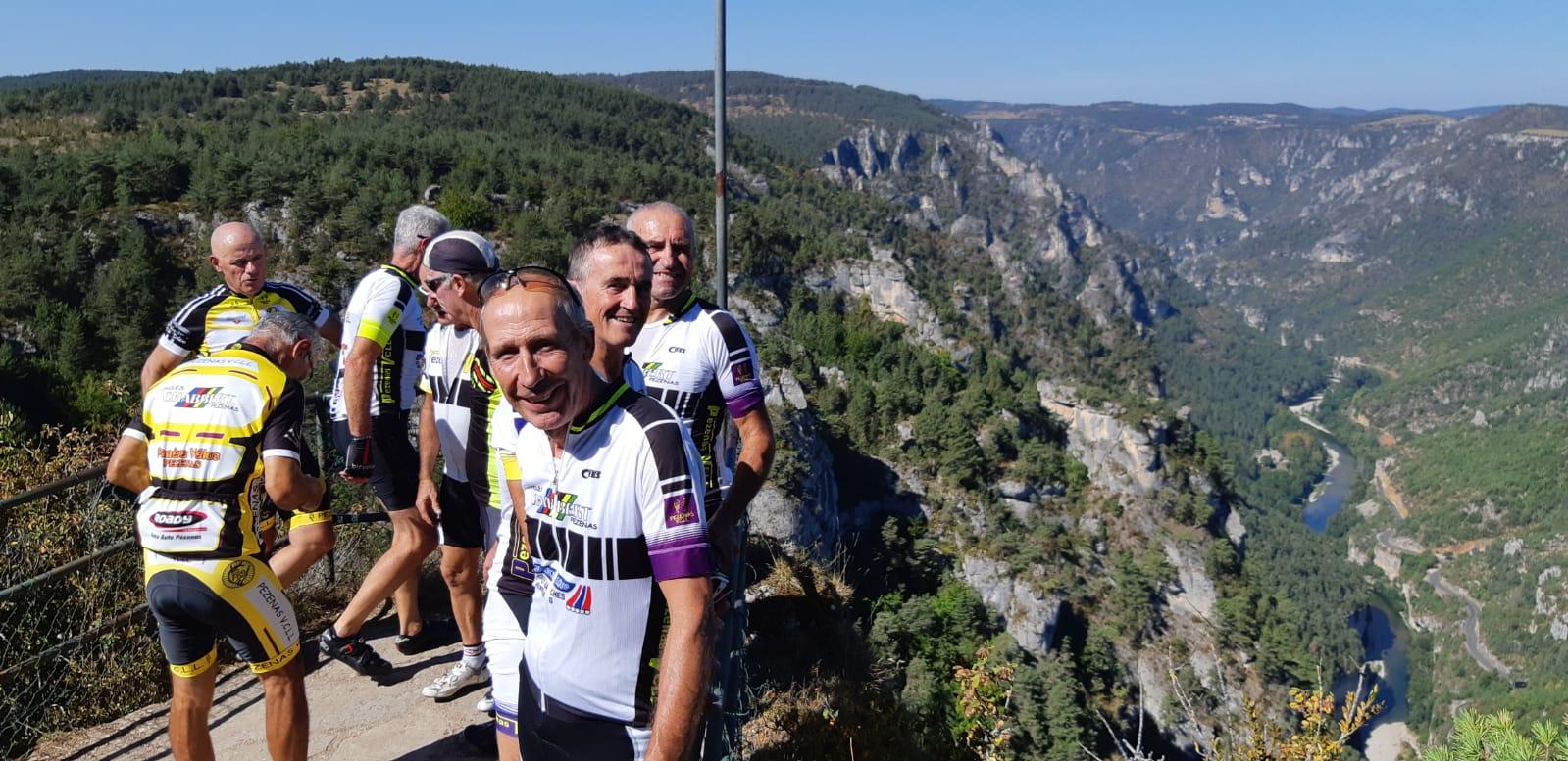 "Randonnée ""Gorges du Tarn et Gorges de la Jonte"" organisée par Bruno NAYRAL"