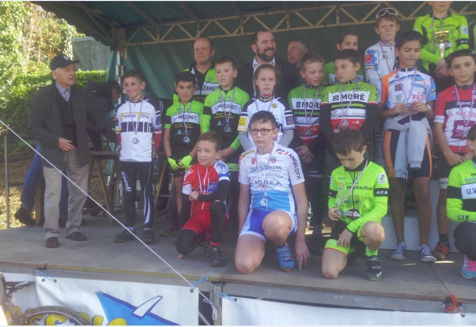 Cyclo-cross de Mazamet le 11 novembre 2018