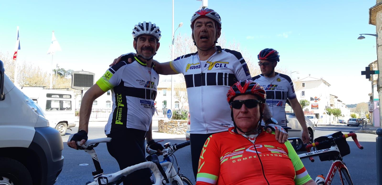 (22.03.2019) Brevet-Audax des 200 km.