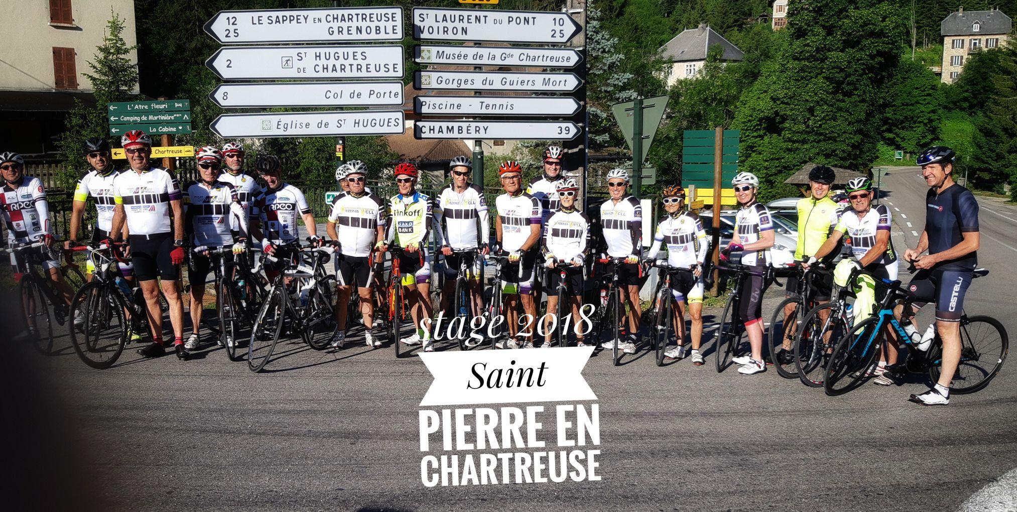 Stage d'Entraînement 2018 en Chartreuse.
