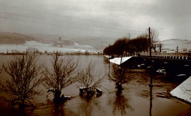 Hochwasser 1909
