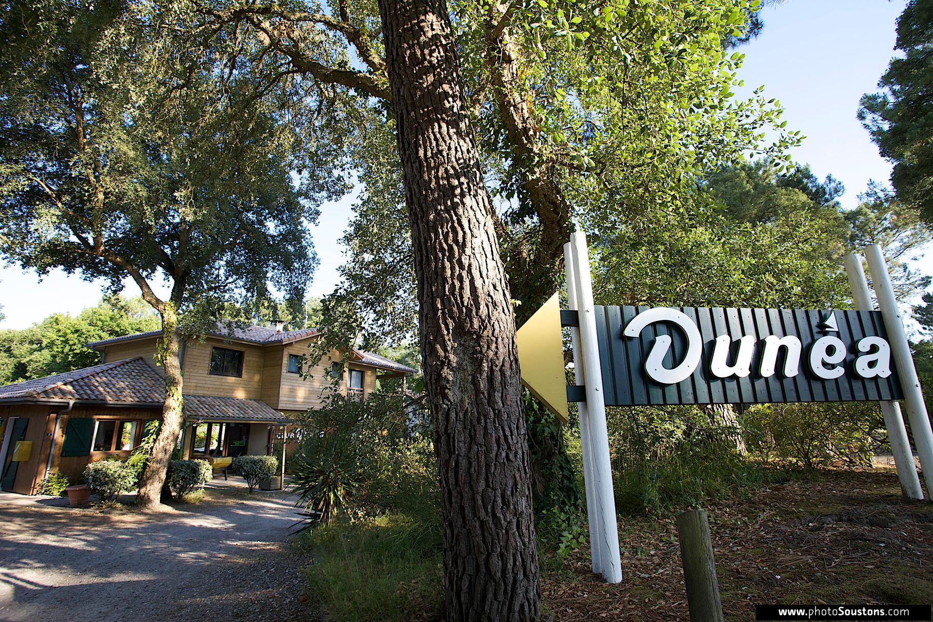 location villa et bungalow DUNEA SOUSTONS LANDES