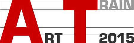 "Logo ""ART TRAIN"" Projekt PRO ARTE VIVENDI e.V."