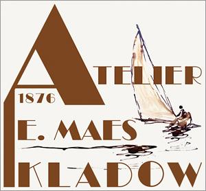 """Logo """"Atelier Kladow"""" Elke Maes, Berlin"""