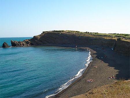 La mer Mediterrannée et ses plages