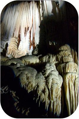 Spectaculaire Grotte de Clamouse