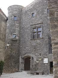 Le village fortifié de La Couvertoirade à 40 minutes