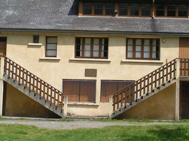 Le centre de Camous dont la paroisse de Belin-Béliet était autrefois propriétaire.