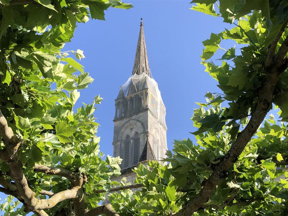 La municipalité souhaite une sécurisation durable de Saint-Maurice de Béliet.
