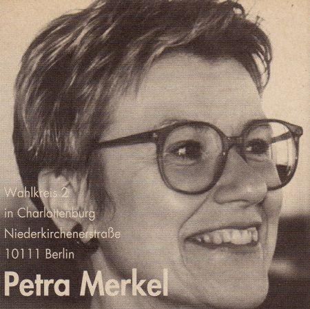 Wahlkampfbroschüre 1995