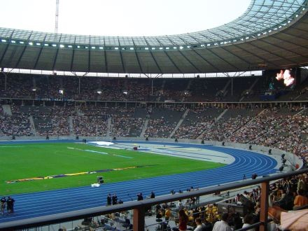 Das Berliner Olympiastadion