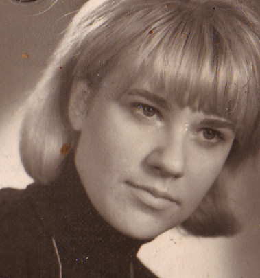 Petra Merkel 1964
