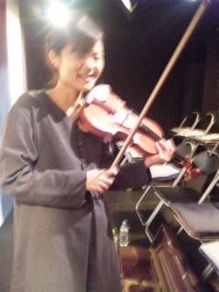 バイオリン姫。