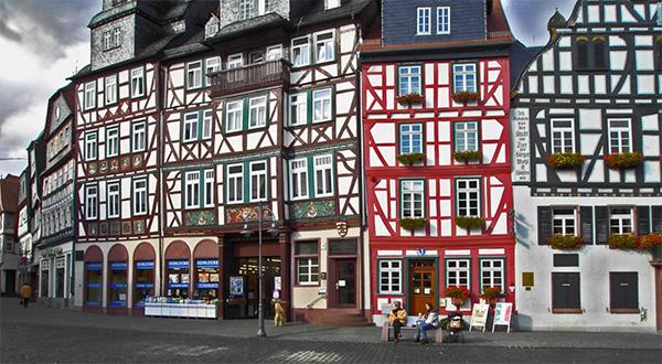 Architektur Historische Mitte Köln Museum
