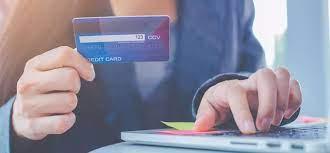 クレジットカード決済時のイメージ画像です