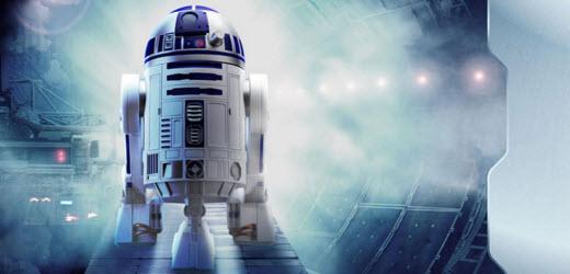 Im Bild: Der Roboter R2-D2 aus den «Star Wars»-Filmen.