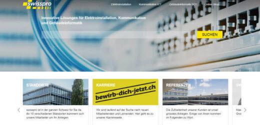 Das ist etwa bei der Elektroinstallationsfirma Swisspro der Fall. «Bei einzelnen Stellen verlangen wir keinen Bewerbungsbrief», sagt HR-Leiter Matthias Berchtold.