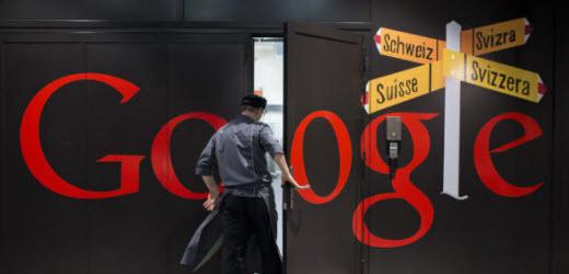 Der Tech-Gigant verfügt in Zürich über zwei Standorte.