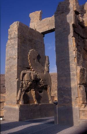 Tor der Nationen - Persepolis