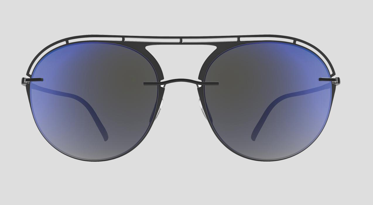 Pilotenbrille von Silhouette
