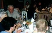 Animation close-up aux tables. Mme & Mr Llorens (notre membre d'honneur) étaient présents.