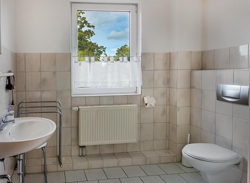 Duschbad im 1. OG